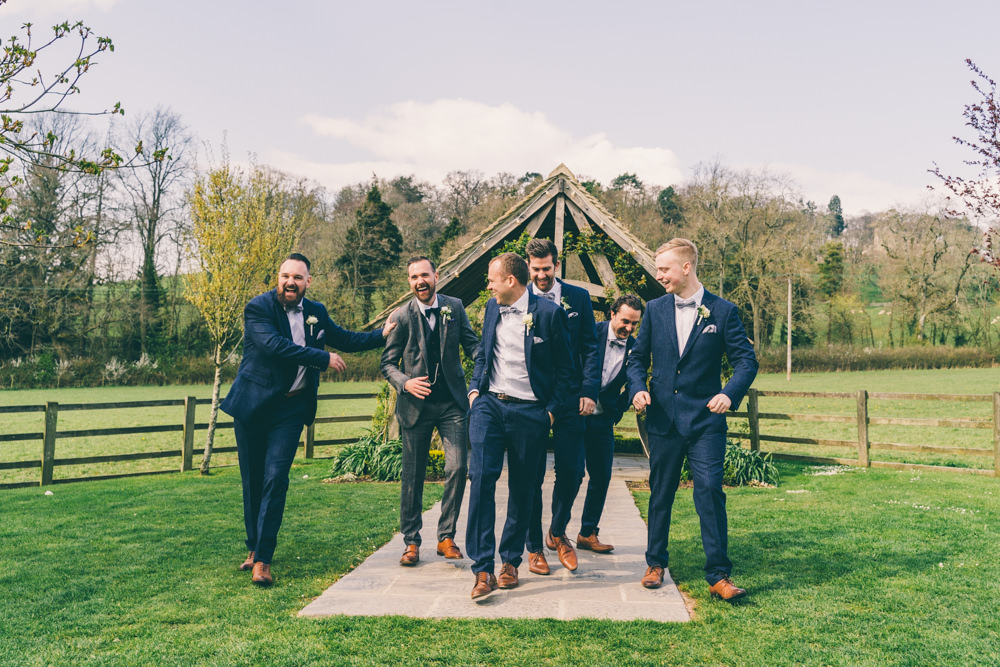 Hyde House Spring Wedding 2019