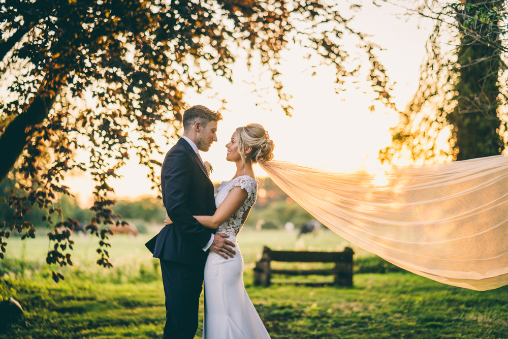 Caswell House Summer Wedding
