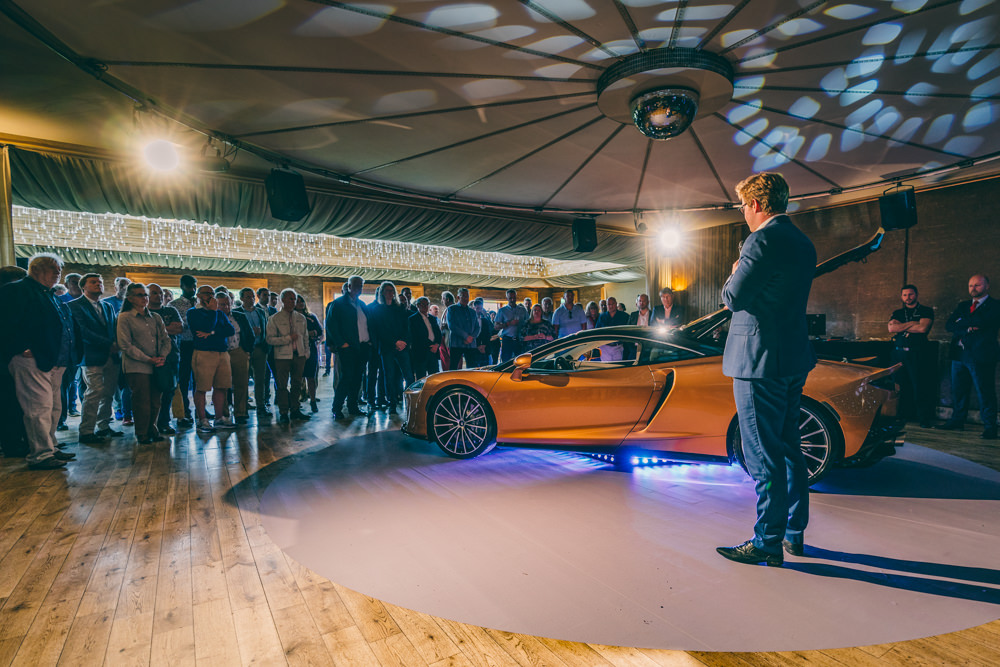 McLaren GT Launch Photos